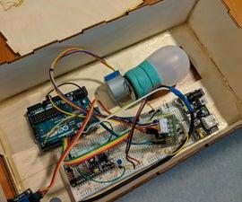 Betta Fish Sitter - Create an Automatic Fish Feeder & Temperature Regulator Using a Laser Cutter & Fusion 360