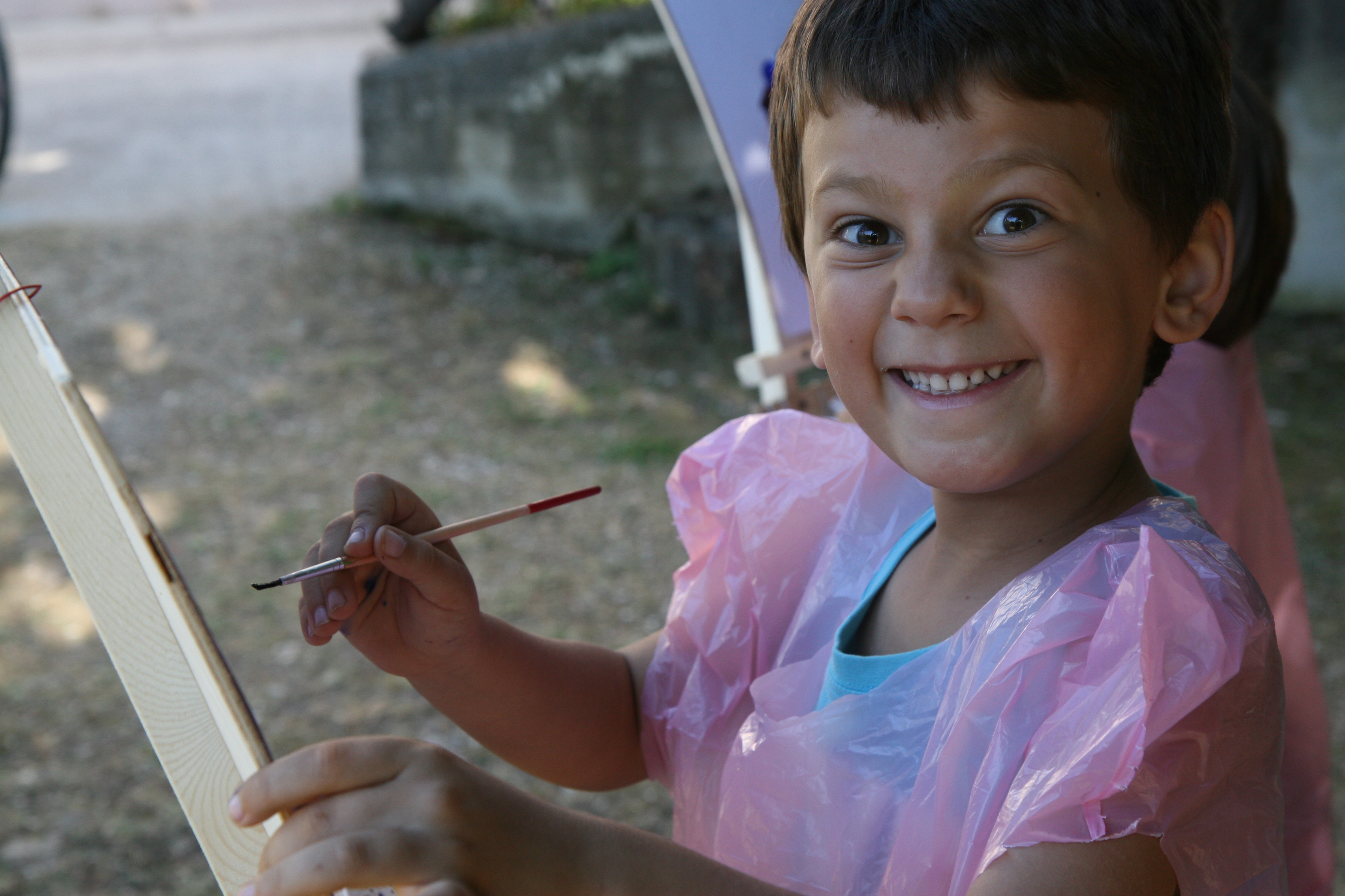 Picture of Easel for Little Artists