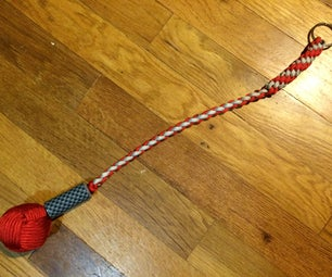 Paracord Self Defense/Survival With Duct Tape
