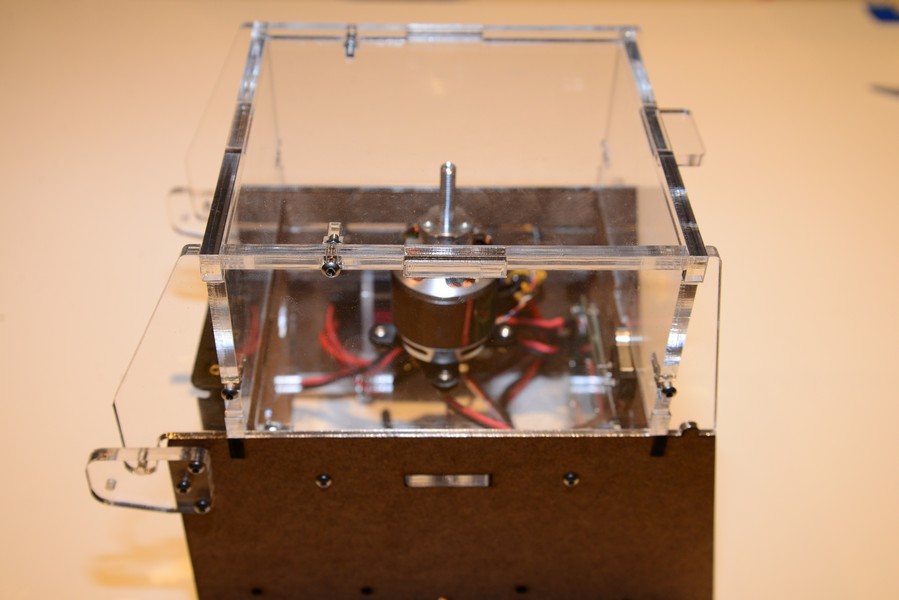 Picture of Frame Assembly- Lid