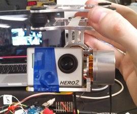 Brushless Gimbal with Arduino