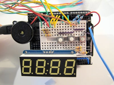 Arduino Hardware Set Up