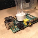 Raspberry Pi Water Cooler