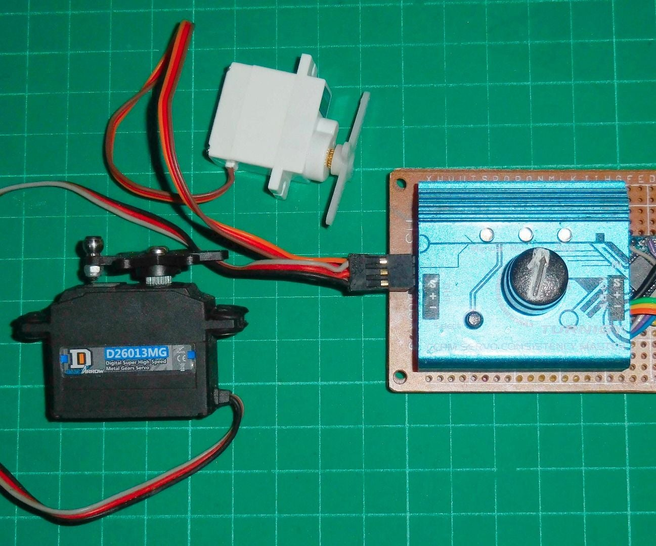 Diy Servo Tester Arduino 3 Steps Simple