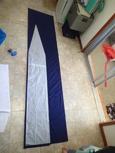 Cutting Fabric!