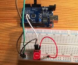 Using TTP223 Modul As a Switch