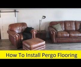 How to Install Pergo Flooring