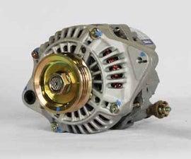 Extending the life of my car's alternator.