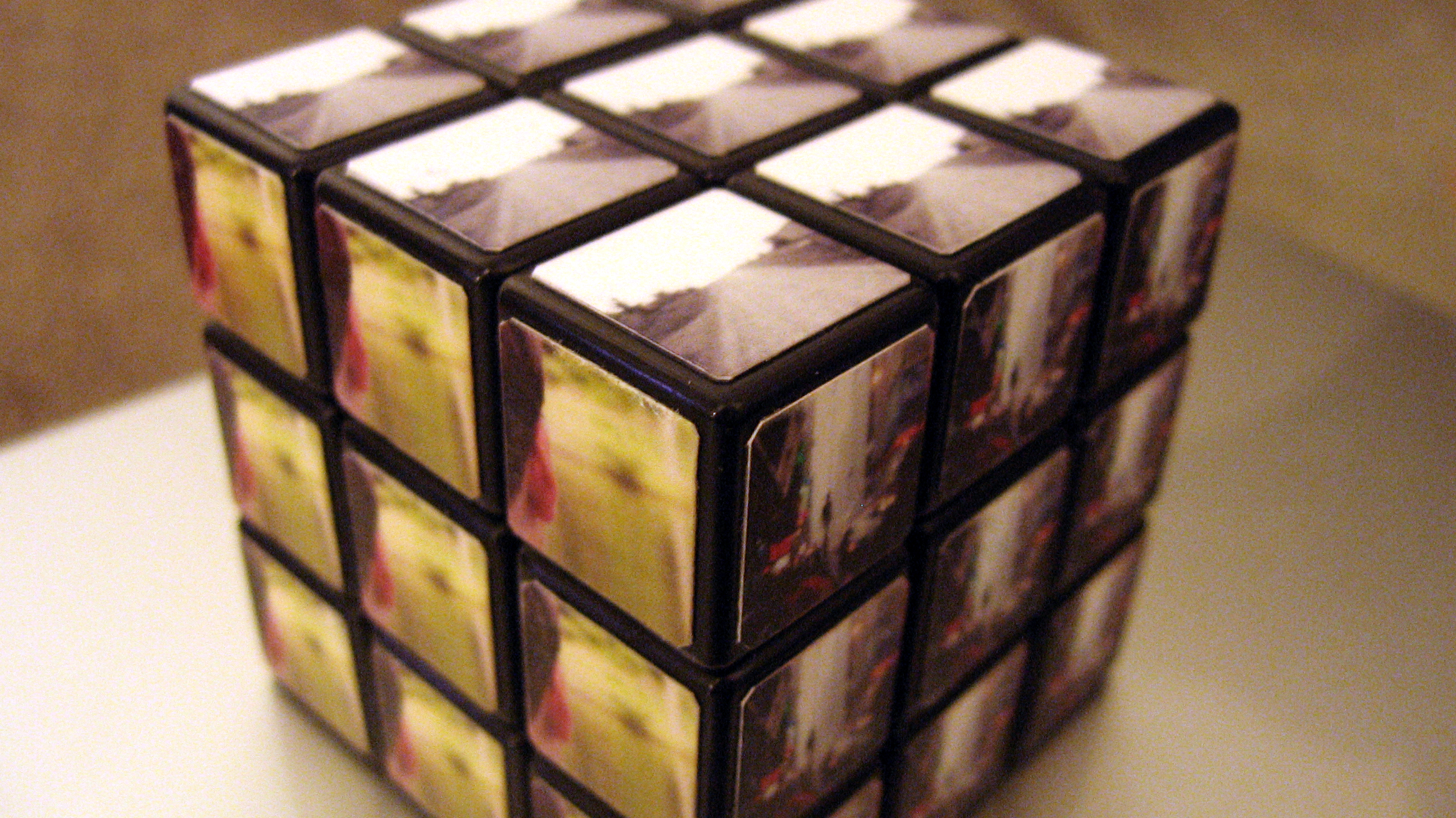 Picture of Picture Rubik's Cube