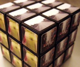 Picture Rubik's Cube