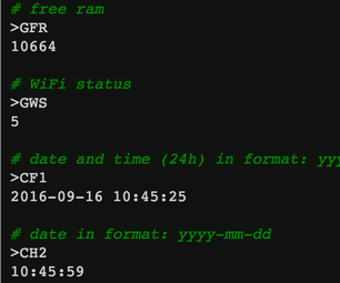 NodeMCU As Provider of NTP Date and Time Over Serial Port
