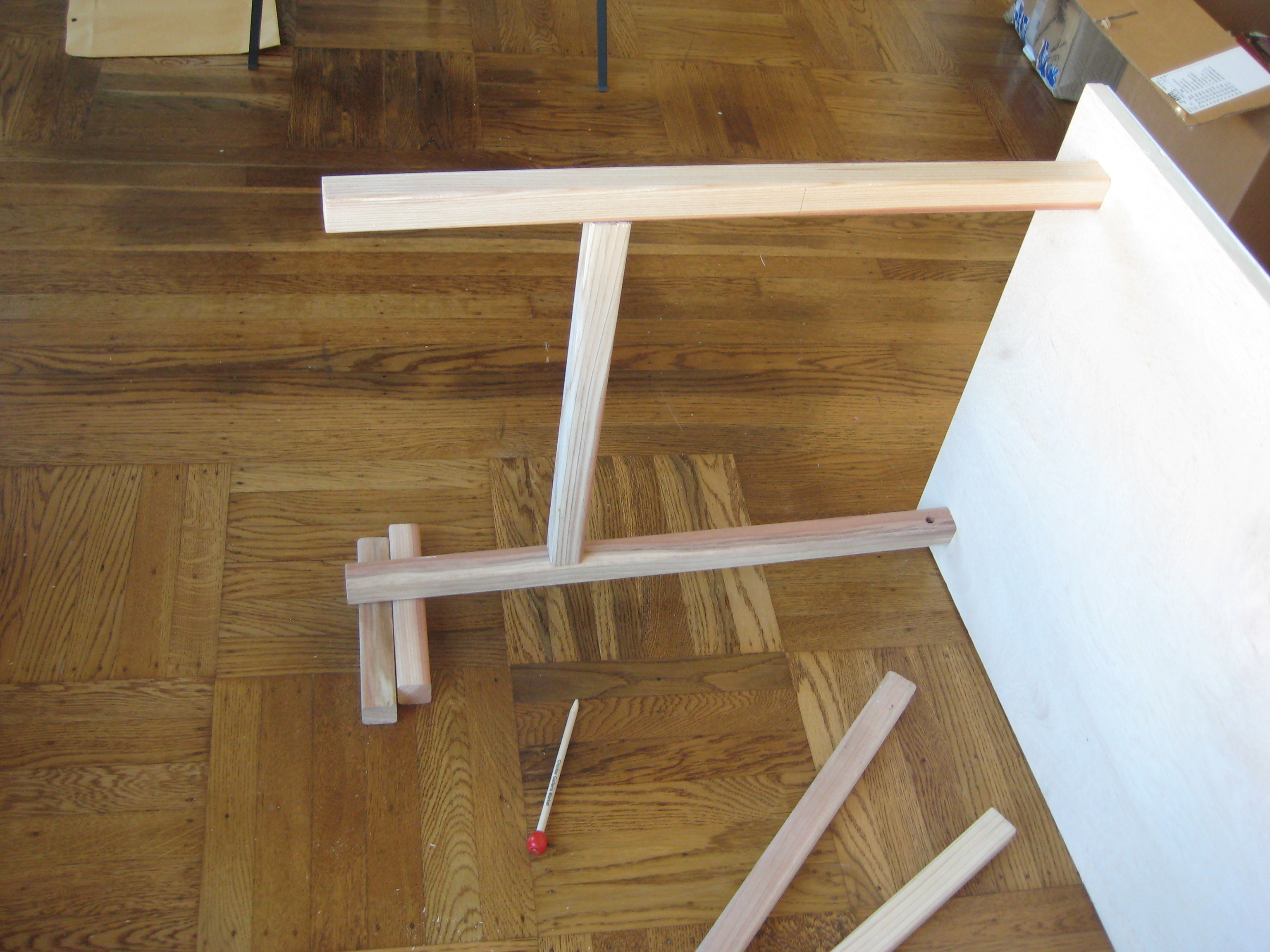 Picture of Instal Cross Beams