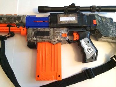 Using the SuperTak Modified Retaliator