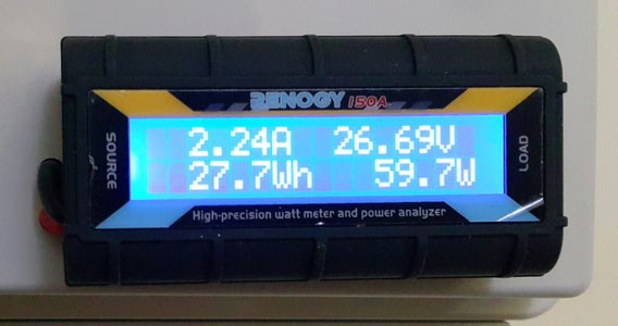 Adjusting the Voltage Profiles.