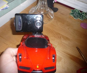 Add a Camera to Your Remote Control Car