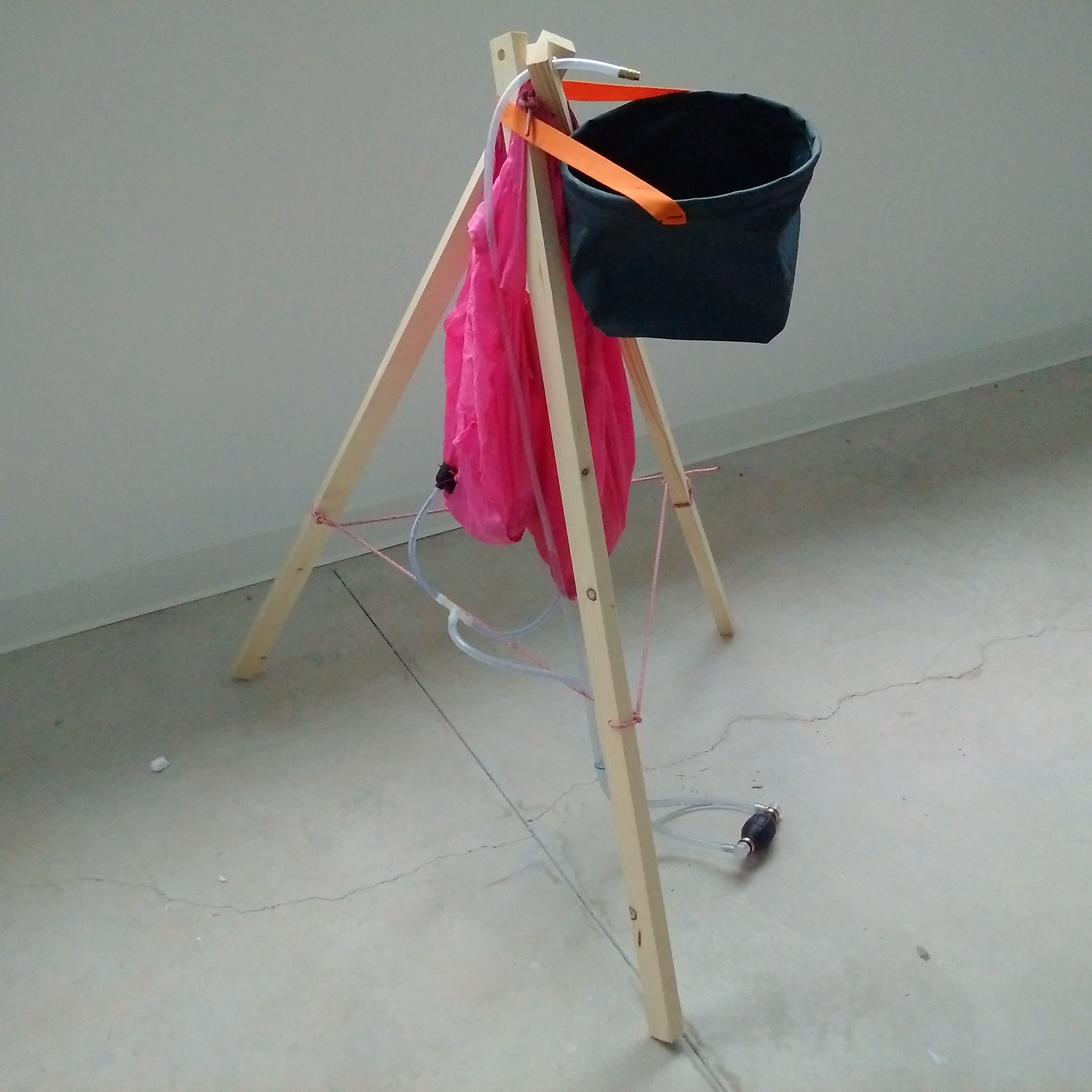 Picture of From Tipitank (an Autonomous and Easy to Carry Hand Washing Unit) to Dry Toilets Washing Unit