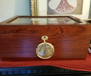 HumidorPi: a Smart Humidor on the Cheap With Raspberry Pi and Node-RED
