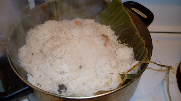 Picture of Making the Fragrant Rice