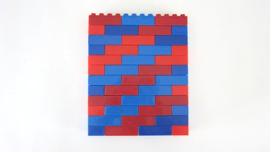 Make a Large Block Frame for the Picture