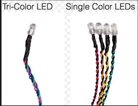 Picture of Hummingbird Controllers LED Lights