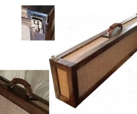 Scalable Travel Box for a Musical Instrument