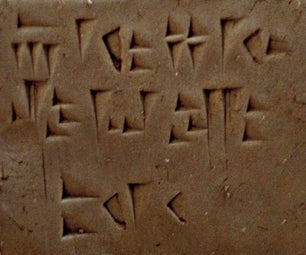 How to Make a Clay Tablet
