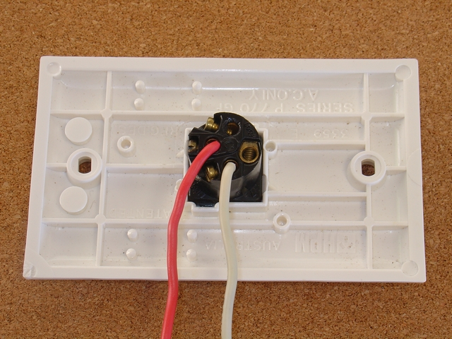 Bluetooth Remote Controlled Light Switch -- Retrofit. Light Switch ...