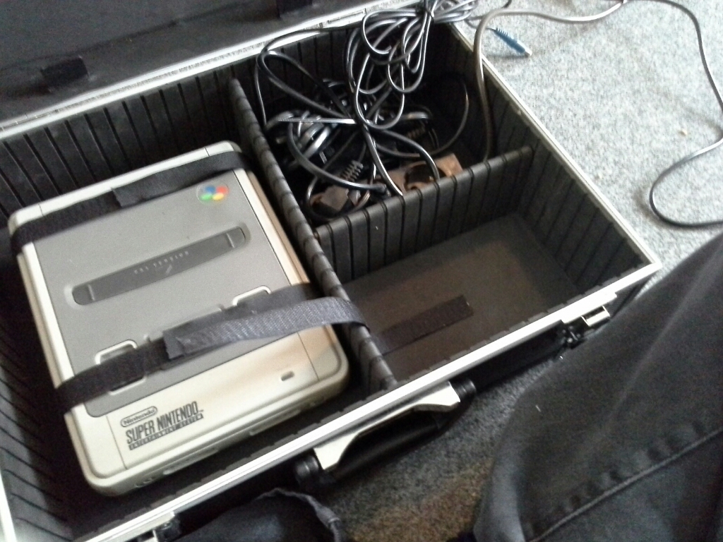 Picture of Suitcase Preparation