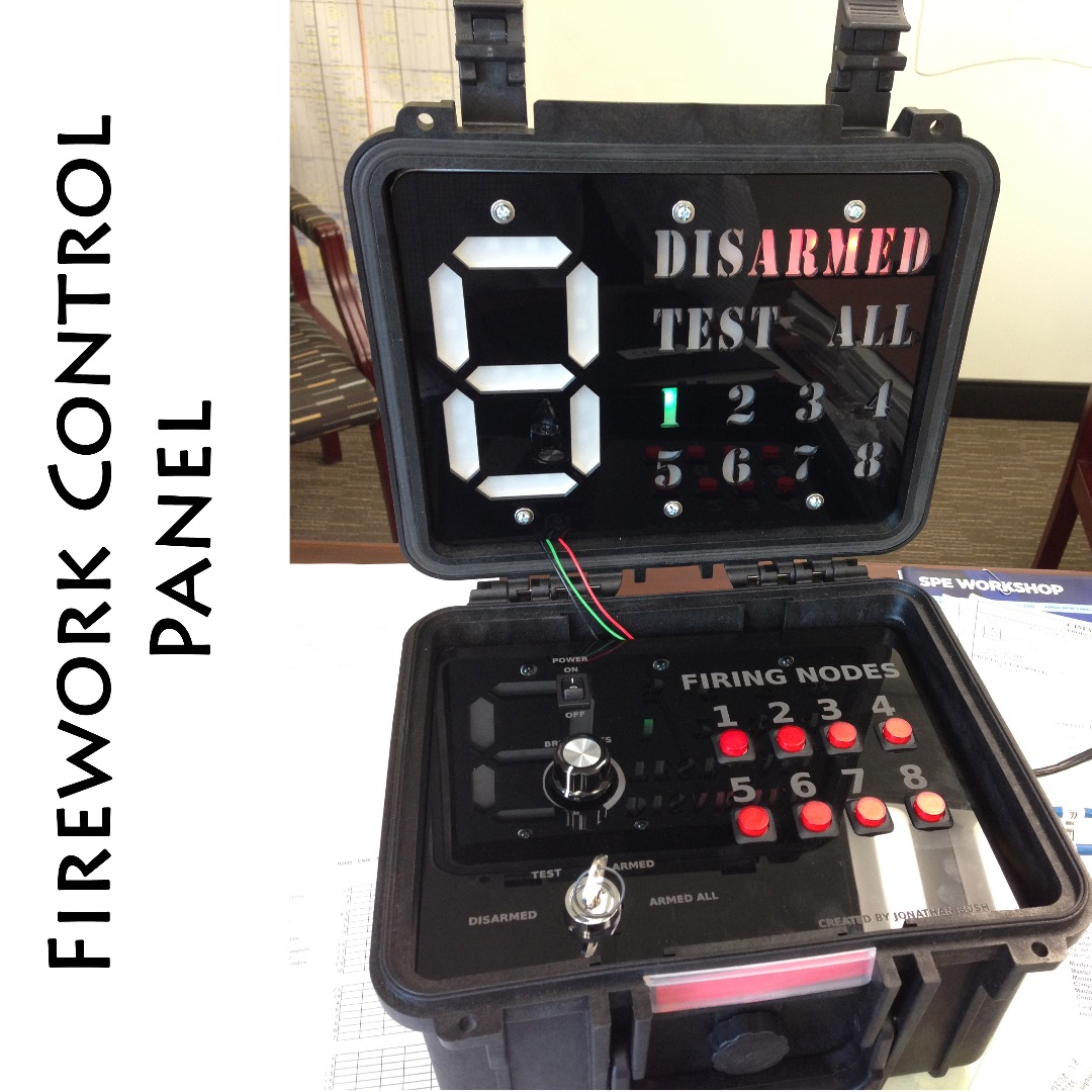 Picture of Firework Control Module