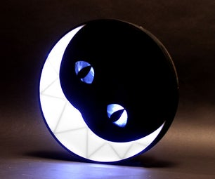 Wonderlamp - Cheshire Cat Light