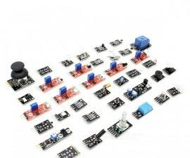 Multisensor Board Arduino! (Part1)