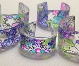Awesome Shrink Film Rings