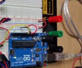 Sound Sensor + Arduino + clap(ON/OFF)