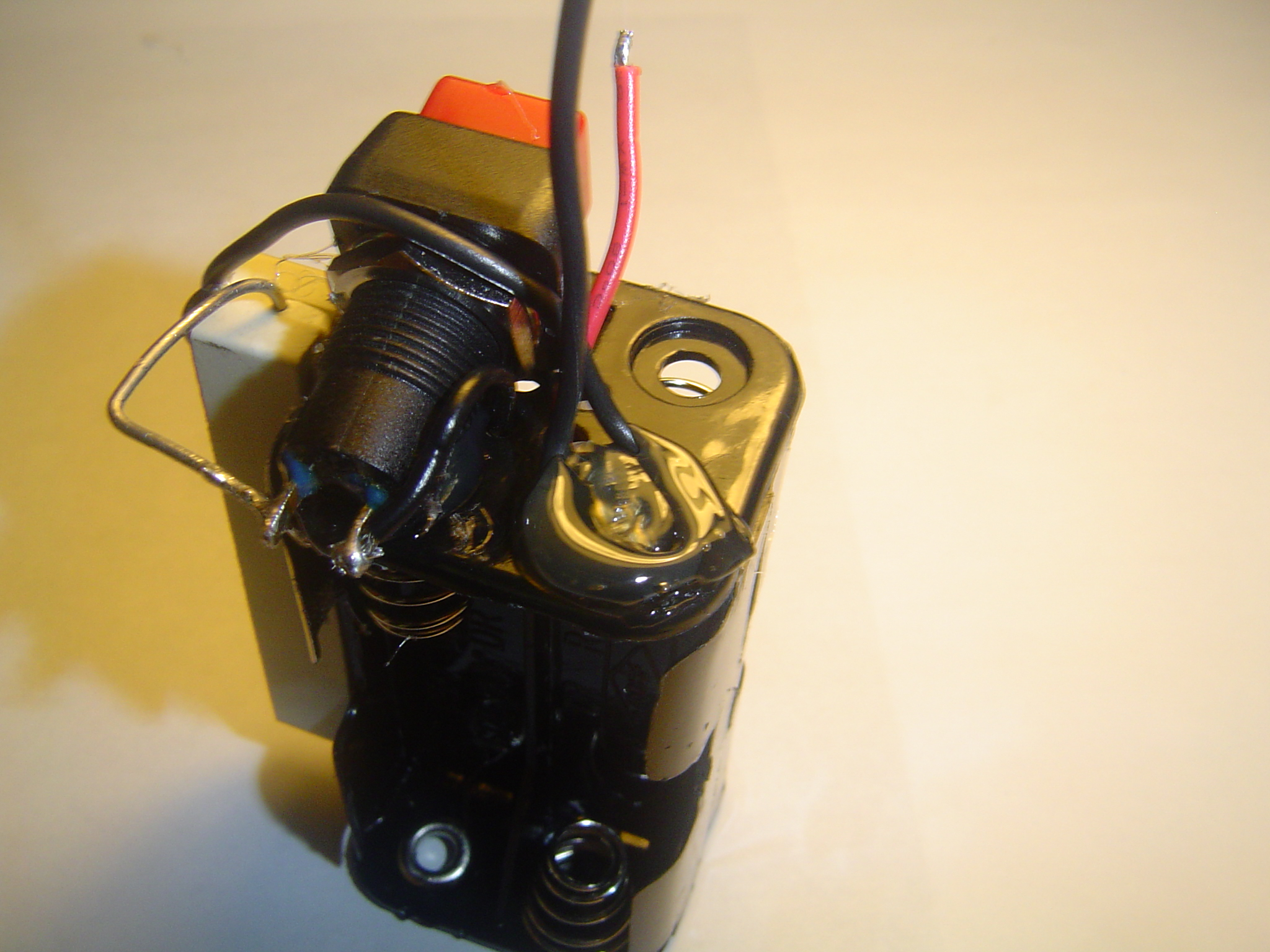 Picture of Build the Flashlight