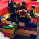 Lego Hidden Bank Safe