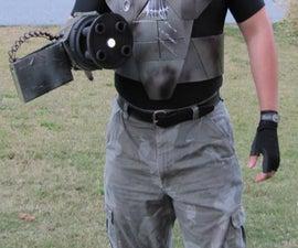 Cyborg Soldier Costume