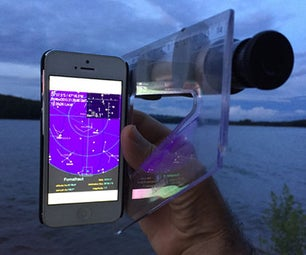 Iphone sextant project