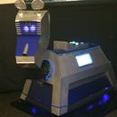 K-9  2.0. WiFi Controlled and Autonomous Robot Dog.