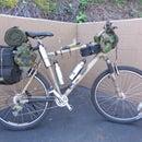 Patricks Custom Bug Out Bikes