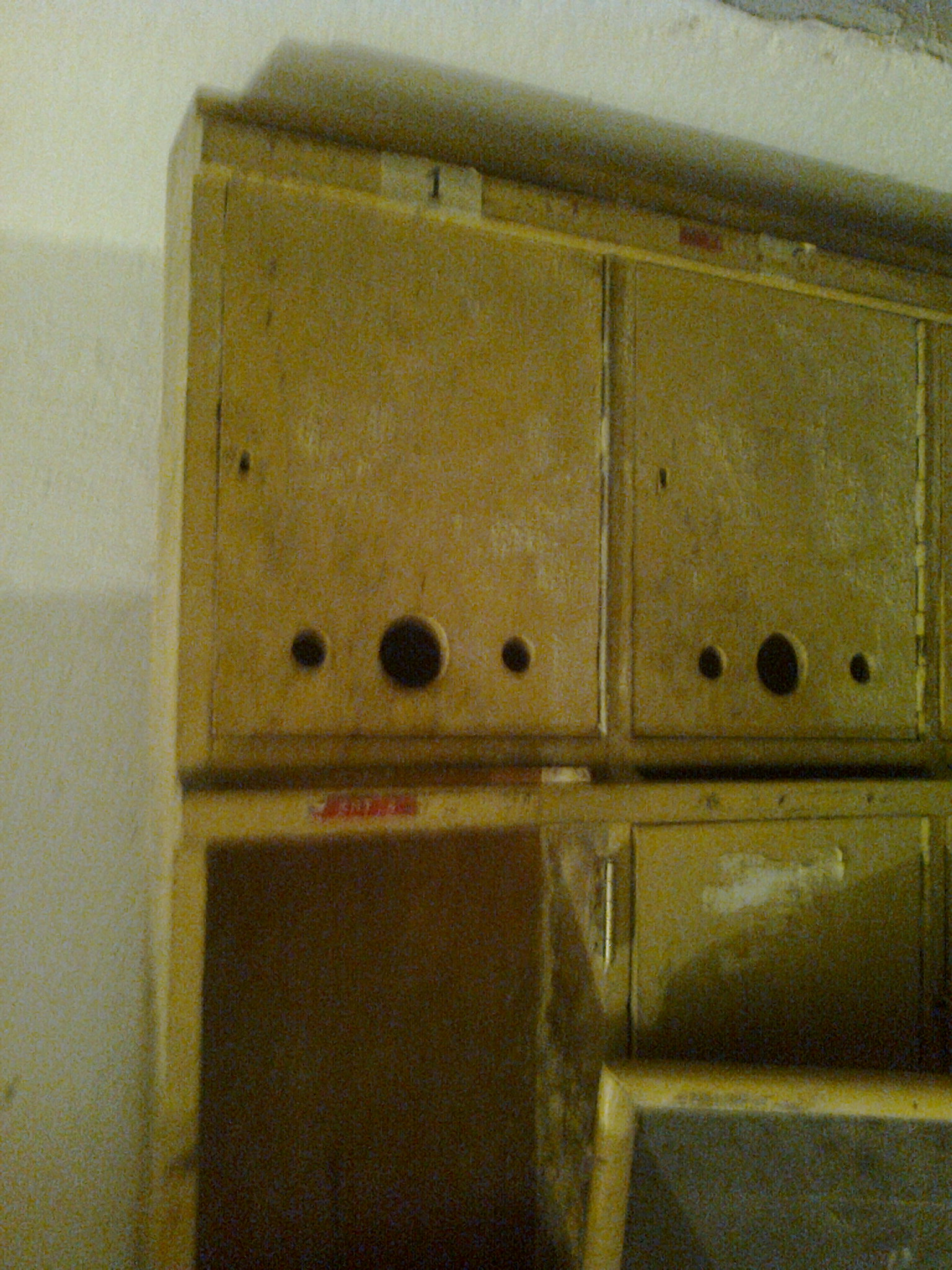 Plywood Mailboxes for Apartment Building: 9 Steps (with Pictures)