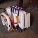 KNEX Wii Stand