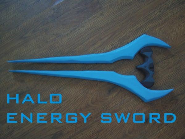 Halo Energy Sword
