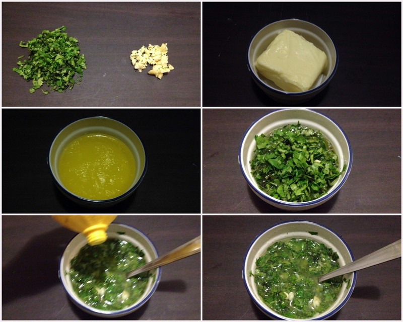 Picture of Lemon Butter Sauce