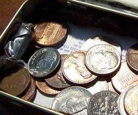 Altoid Can Wallet