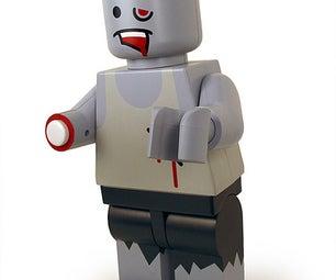 The Lego Zombie Apocalypse