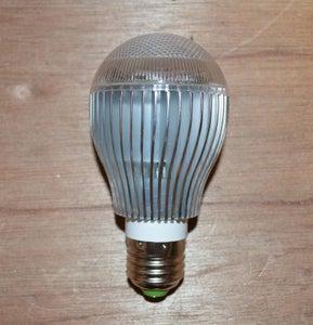 Pulling Apart the LED Globe