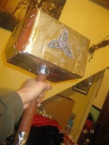 Thors Hammer, Mjölnir