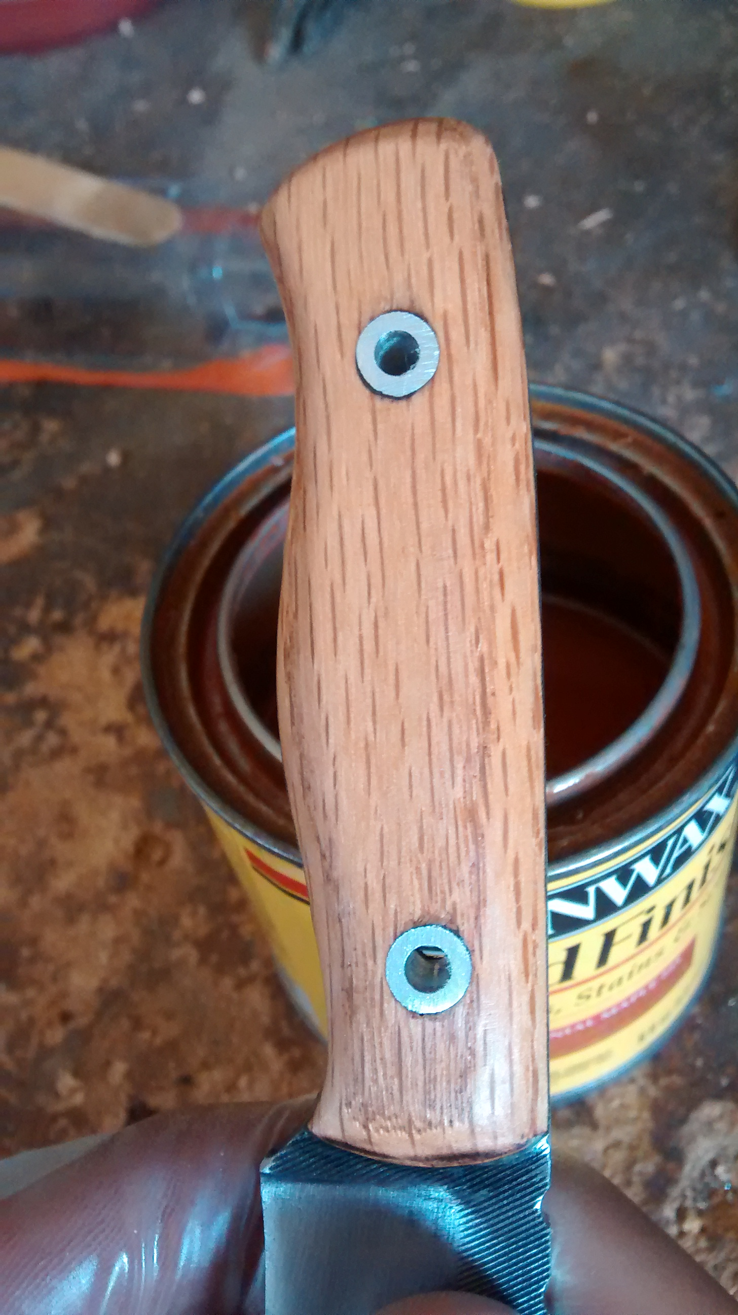 Picture of Finish Handle