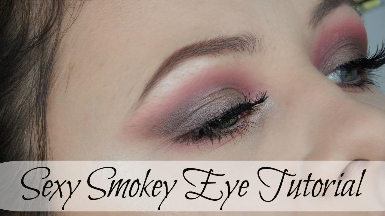 Picture of Sexy Dark Smokey Eye Tutorial