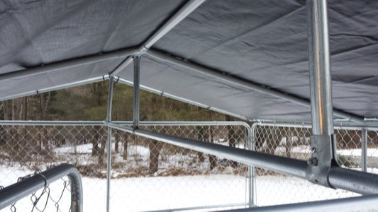 Winterproof Your Dog Kennel